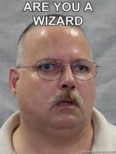 are you a wizard ?