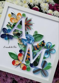Ideas Quilling, Quilling Flower Designs, Quilling Butterfly, Quilling Work, Paper Quilling Jewelry, Quilled Paper Art, Quilling Paper Craft, Paper Crafts, Paper Quilling For Beginners