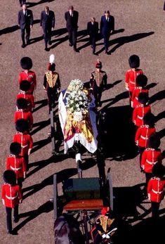 Princess Diana's Funeral!
