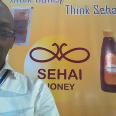 @sehaifoodsng . I am told this Natural #honey is produced from Bees who pollinate and collect Nectar from 4 different trees. Neem ie Dongoyaro Moringa Eucalyptus Cashew #Gtbankfooddrink