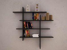 wall mounted wood shelves1 | wooden shelves | pinterest | wall