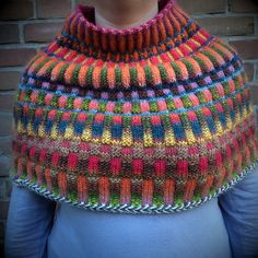 Ravelry: mozied's Inspira Cowl