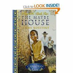 Rachel: The Maybe House (Our Canadian Girl): Lynne Kositsky: 9780143312086: Books - Amazon.ca