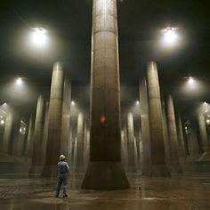 Underground in Tokyo