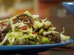 Salada de Macarrão Soba - Food Network