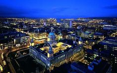 Belfast, Northern Ireland.just got back from here