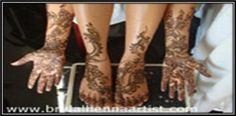 How to Select Bridal Mehndi #Artists