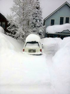 You're gonna need a big shovel!