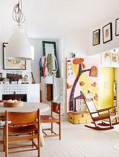 Charme à beira da praia. Veja: http://casadevalentina.com.br/blog/detalhes/morando-a-beira-da-praia--2901 #decor #decoracao #interior #design #casa #home #house #idea #ideia #detalhes #details #modern #moderno #style #estilo #casadevalentina