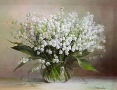 Диалоги May Flowers, Fresh Flowers, Beautiful Flowers, Lily Of The Valley Flowers, Love Lily, Language Of Flowers, Vintage Flowers, Flower Decorations, Flower Art
