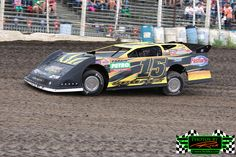 #15 PETRO Late Model from Fargo ND is 5 time World of Outlaw Champion and current defending champion is Donny Schatz in his brand spanking new Late Model ripping it up on The Legendary Bulling River Cities Speedway