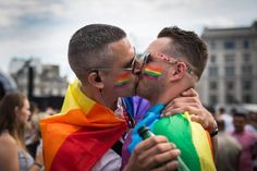 See Gay Pride Parades From Around the World