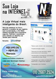 E-mail Mkt - Loja Virtual N2 Midia