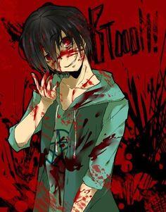 Imagen de anime and btooom!