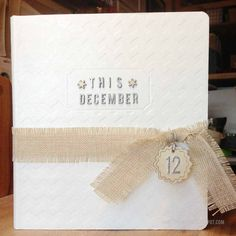 this and that: This December | A Bucket List Album