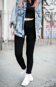 Balenciaga Rockabilly Crop Jeans Famous