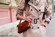 I remember seeing this Burberry trench coat in a window shop of Italy as a little girl. I fell in love instantly <3