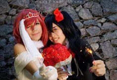 Maki Nishikino Wedding version (June version)  School idol festival   #cosplay #love #live #makinishikino #school #idol #festival #project #maki #Nishikino #ラブライブ #西木野真姫 #コスプレ #julis #scarlet #wedding #novia #bride #cosplayer #argentina #lovewingbell #love #wing #bell