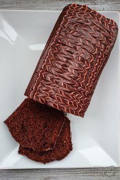Orangen-Mandel-Kuchen mit Schokolade - LECKER&Co | Foodblog aus Nürnberg