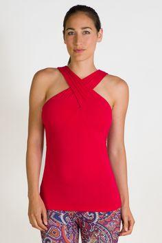 Glamour Goddess Luxe Halter (Ruby) $78 (http://www.kiragrace.com/glamour-goddess-luxe-halter-ruby/)