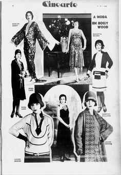 CINEARTE, May 9, 1928, Rio de Janeiro, Brazil