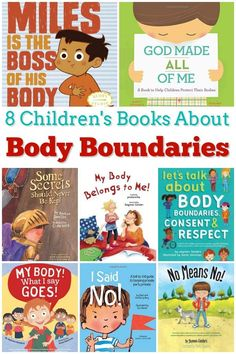 Understanding body boundaries can help keep our children safe. These books about body boundaries make this important conversation easier for both parents and kids alike.