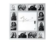 Ramka na zdjęcia PT Memories z białą zmywalną tablicą  http://www.citihome.pl/ramka-na-zdjecia-pt-memories-z-biala-zmywalna-tablica.html