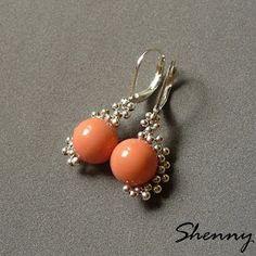 handmade by Shenny: Łososie w srebrze. / Salmon in silver.