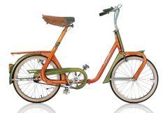 Late 60's Duemila Italian folding bike. brompton sucks!