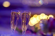 Etched Champagne Glasses #hillcrestGCC