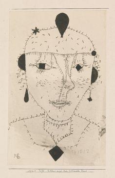 Guggenheim Art Bot  Paul Klee