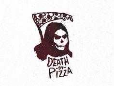 Death By Pizza by Matt Goold