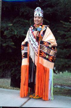 Miss Mikala SunRhodes, 2011, Denver March Powwow Princess.