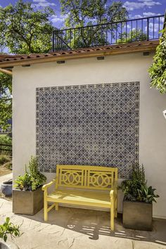 Spanish style homes – Mediterranean Home Decor Spanish Style Decor, Spanish Design, Spanish Style Homes, Spanish House, Spanish Tile, Spanish Revival, Spanish Colonial, Spanish Exterior, Outdoor Tiles
