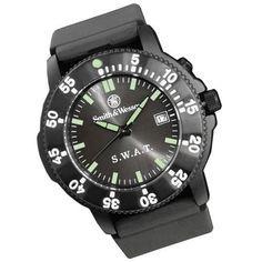 Smith and Wesson SWAT watch