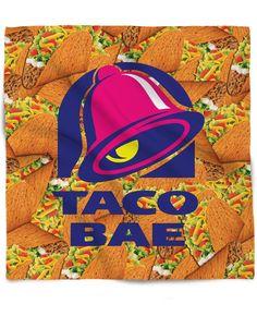 Taco Bae Bandana