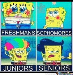That was totally me when I was in high school.  This is so spot on, it's frightening.