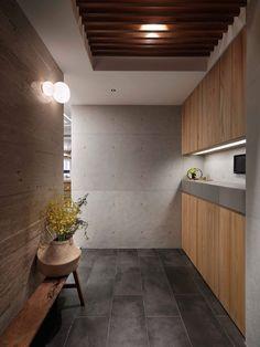 Ryan Lai建築事務所的舒適公寓