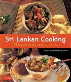 Learn to cook all your favorite Sri Lankan foods with this beautifully illustrated and easy-to-follow Sri Lankan cookbook. Sri Lanka , the fabled island of sapphires and rubies, is home to one of the
