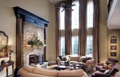 Living Room by Kandrac & Kole Interior Design | Living Rooms | Photo Gallery Of Beautiful Decorated Rooms