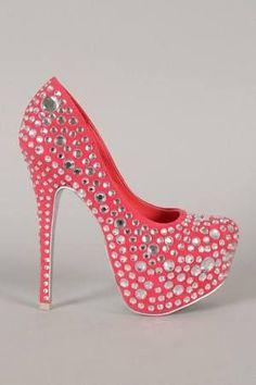 High Fashion High Heels Shoes. New High Heels Tendencies 2014