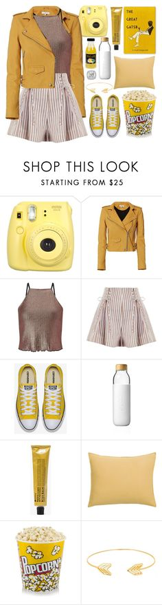 """""""/To the cinema with some memories\"""" by karminakhima ❤ liked on Polyvore featuring Fujifilm, IRO, Miss Selfridge, Zimmermann, Soma, La Compagnie de Provence, Southern Tide, Lord & Taylor and Frederic Sage"""