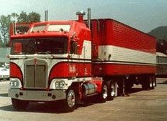 BJ & The Bear - Kenworth Cabover