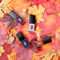 Fall is all about deep tones and gorgeous off-white beige tones like JINsoon Idyll, Abyss, Moxie and Heroine