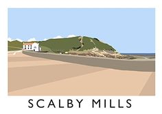 Scalby Mills Art Print (A3) Chequered Chicken http://www.amazon.co.uk/dp/B00MLCKKUA/ref=cm_sw_r_pi_dp_ib95tb1BQ0K83