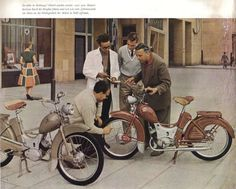 Simson Mopeds, DDR (East Germany)