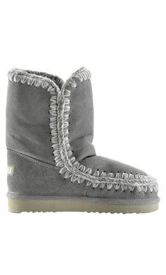 7dd132735e93 Mou Eskimo Boots New Grey  womenstyle  fashion  dailyglam  blackfriday2018   cybermonday2018 Short