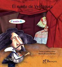 El señor Velázquez tiene un gran problema: los Reyes de España le han pedido que pinte un retrato de la infanta Margarita, pero ésta es tan inquieta que resulta imposible hacerla posar. Pero al señor Velázquez se le ocurre una divertida idea para lograr que la niña se queda tan tiesa como una estatua mientras él pinta su retrato.