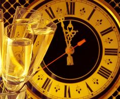 Photo about Christmas card. Glasses of champagne on New Year s Eve against an ancient wall clock. Image of alcohol, tradition, festivity - 21961610 Snowflake Images, Greatest Mysteries, High Resolution Picture, New Years Eve Party, Party Invitations, Christmas Cards, Alcohol, Clock, Stock Photos