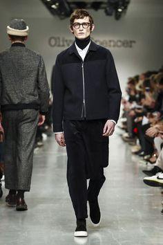 Oliver Spencer Menswear Fall Winter 2017 London